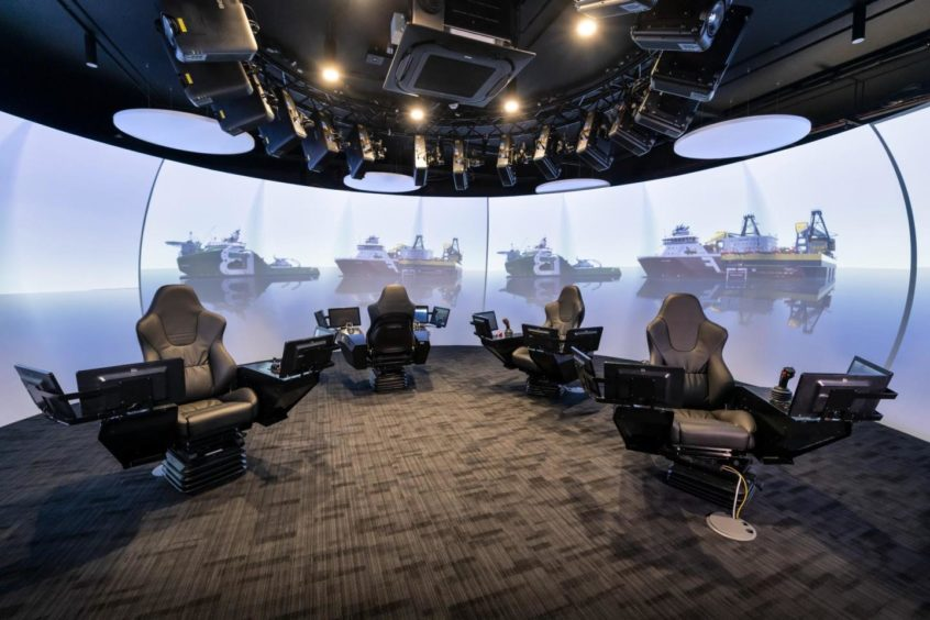 decommissioning simulator