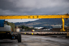 Harland and Wolff goes on the hunt for new chairman