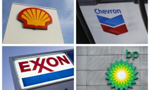 oil giants climate