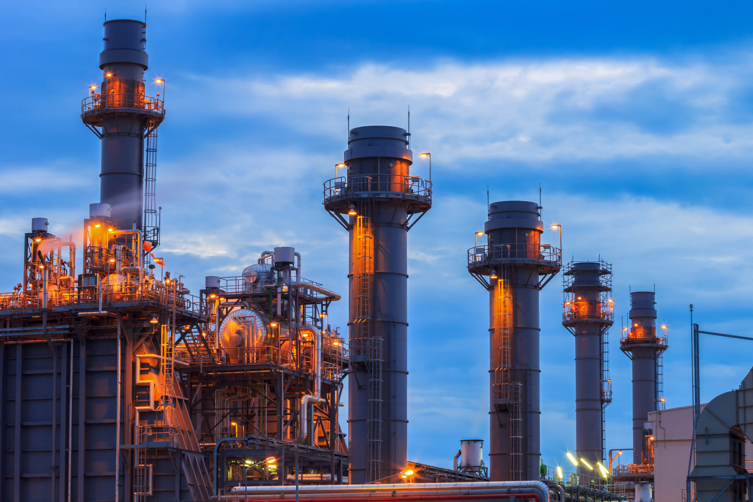 Deltic natural gas