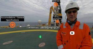 Valaris creates virtual tour of oil rig