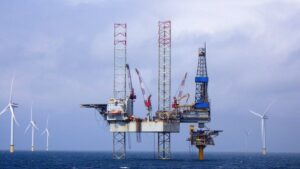 Investigation after rescue ship 'made contact' with Noble rig leg at IOG field