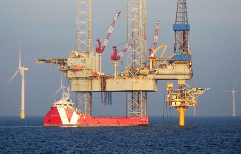 IOG oil rig