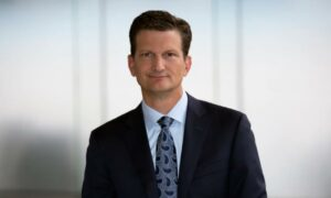 KPMG global chairman and CEO Bill Thomas. Supplied by KPMG