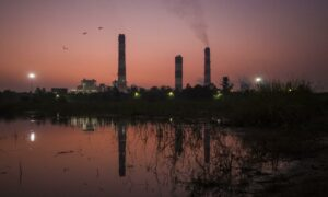 The NTPC Dadri Power Plant Amid India's Power Crunch. Bloomberg.