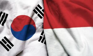 Teaming up: Indonesia and Korea