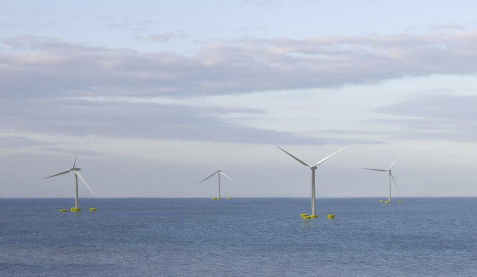 Pentland Floating Wind plans