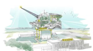 SEE MONSTER: Decommissioned North Sea platform to become art exhibition