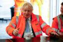 Boris Johnson electricity