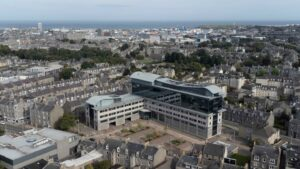 Aberdeen's Talisman House office block put up for sale for £19.5m