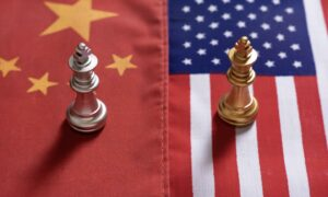 Trade tensions over LNG could be easing between the US and China.