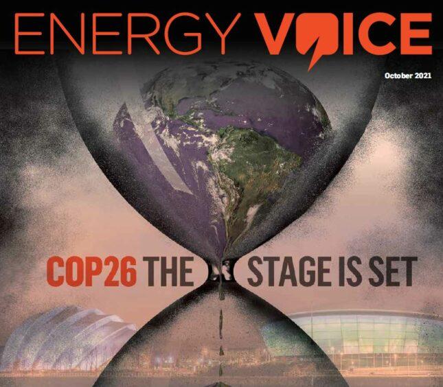 energy voice october supplement 2021