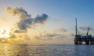 BP producing oil 2050