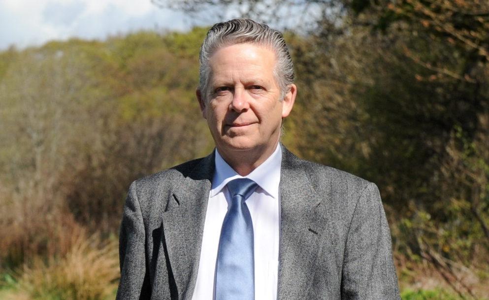 Craigiebuckler and Seafield Community Council chairman William Sell