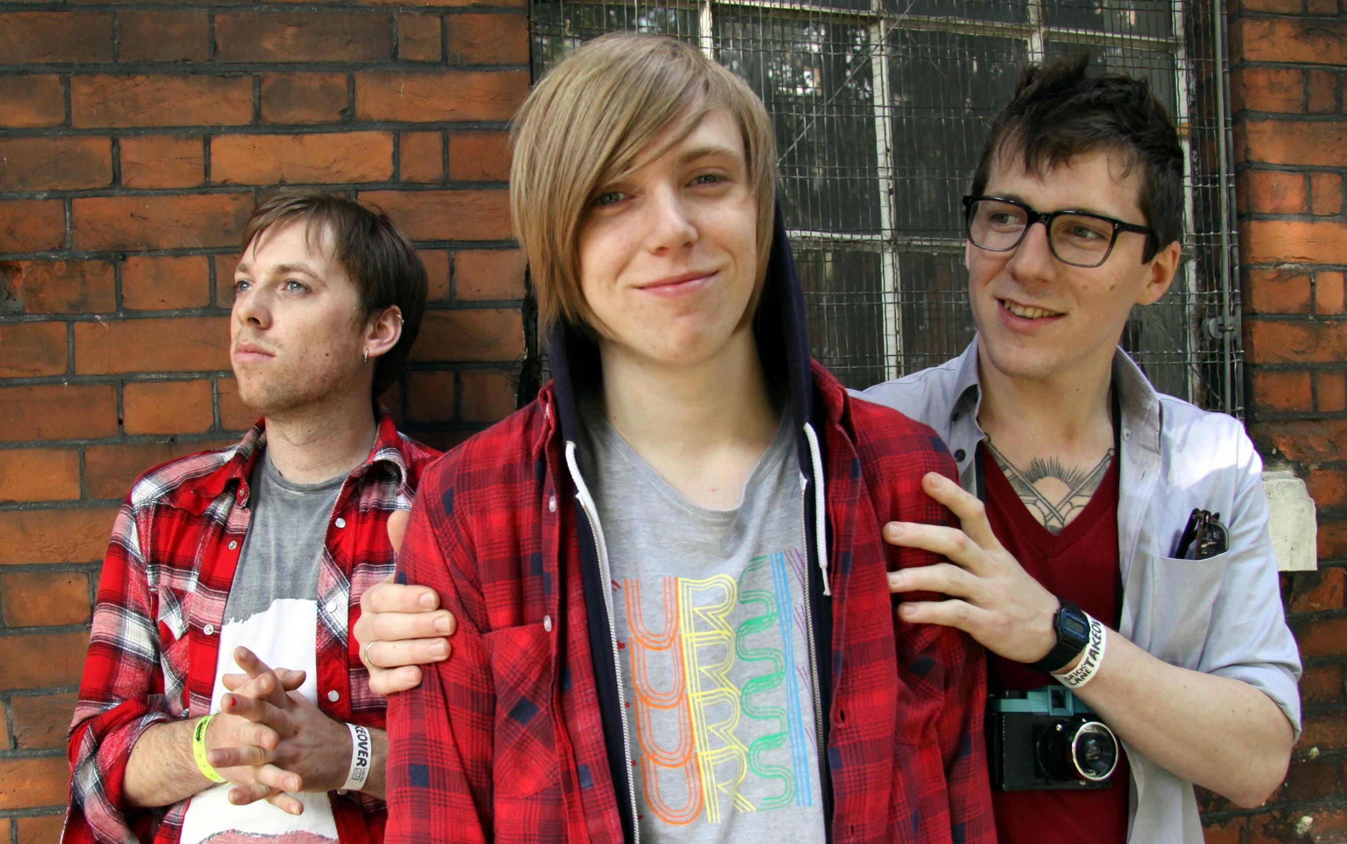 The Xcerts are to  perform at Y Not Festival in Derbyshire.