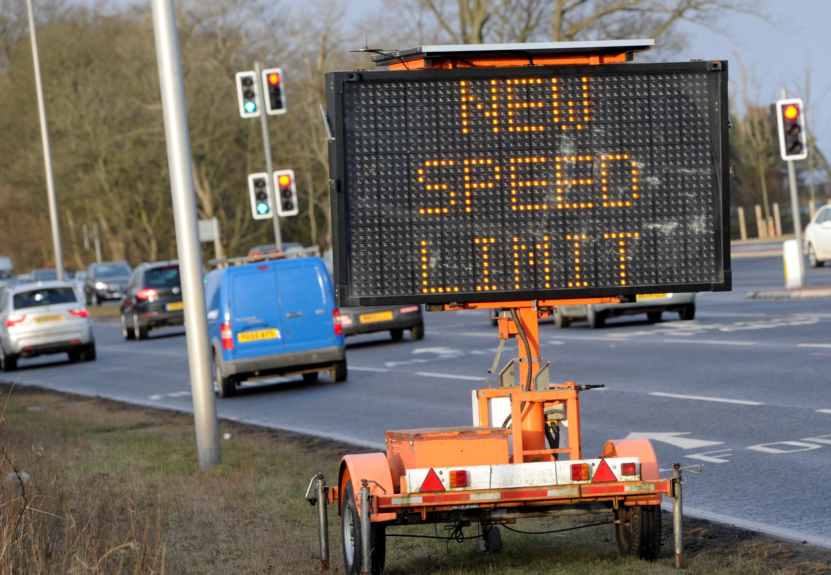 A section of the B999 Tarves road is to have its speed limit reduced from 60mph to 40mph