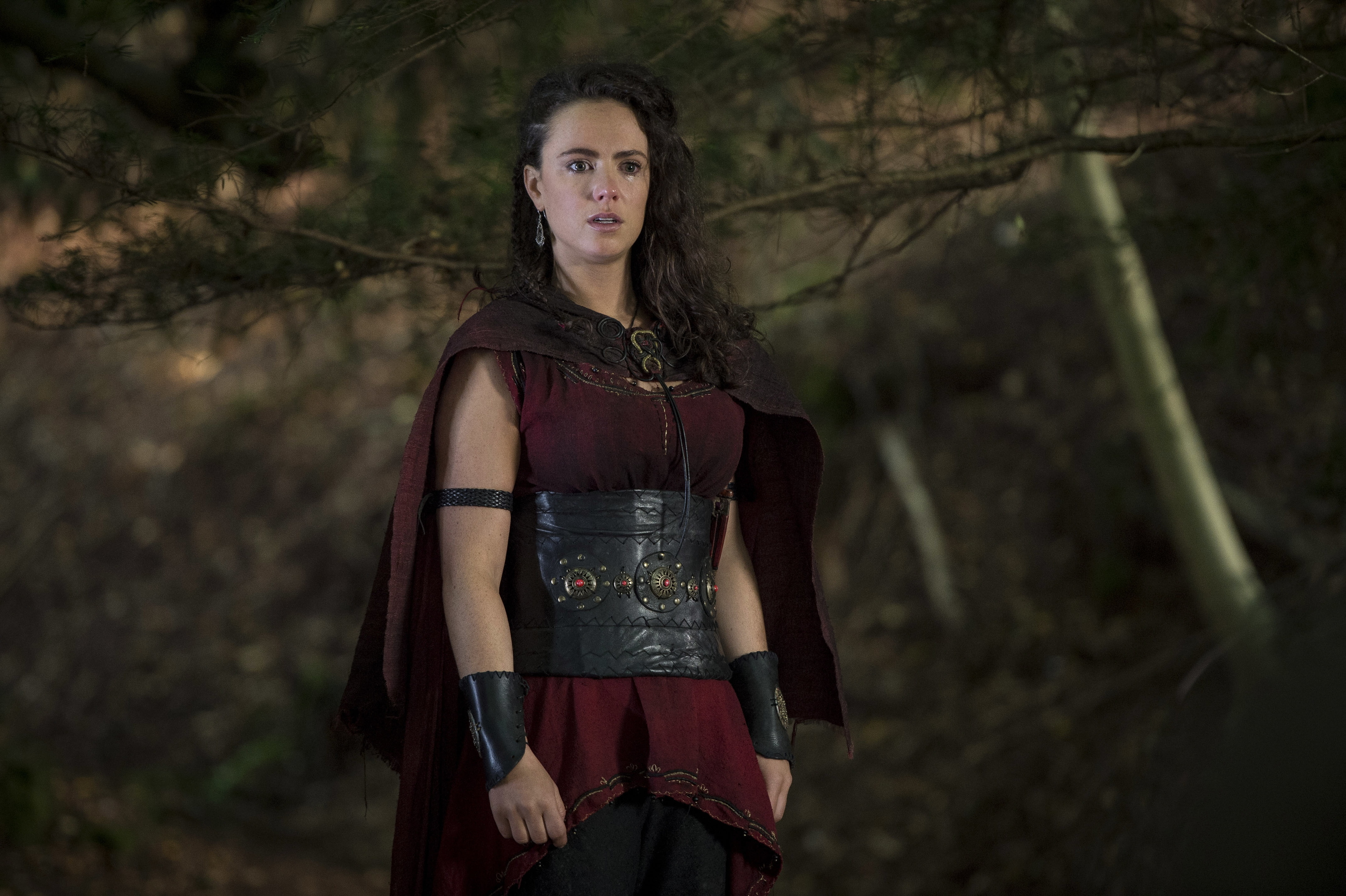 CHARACTER: Amy Manson as sorceress Medea.
