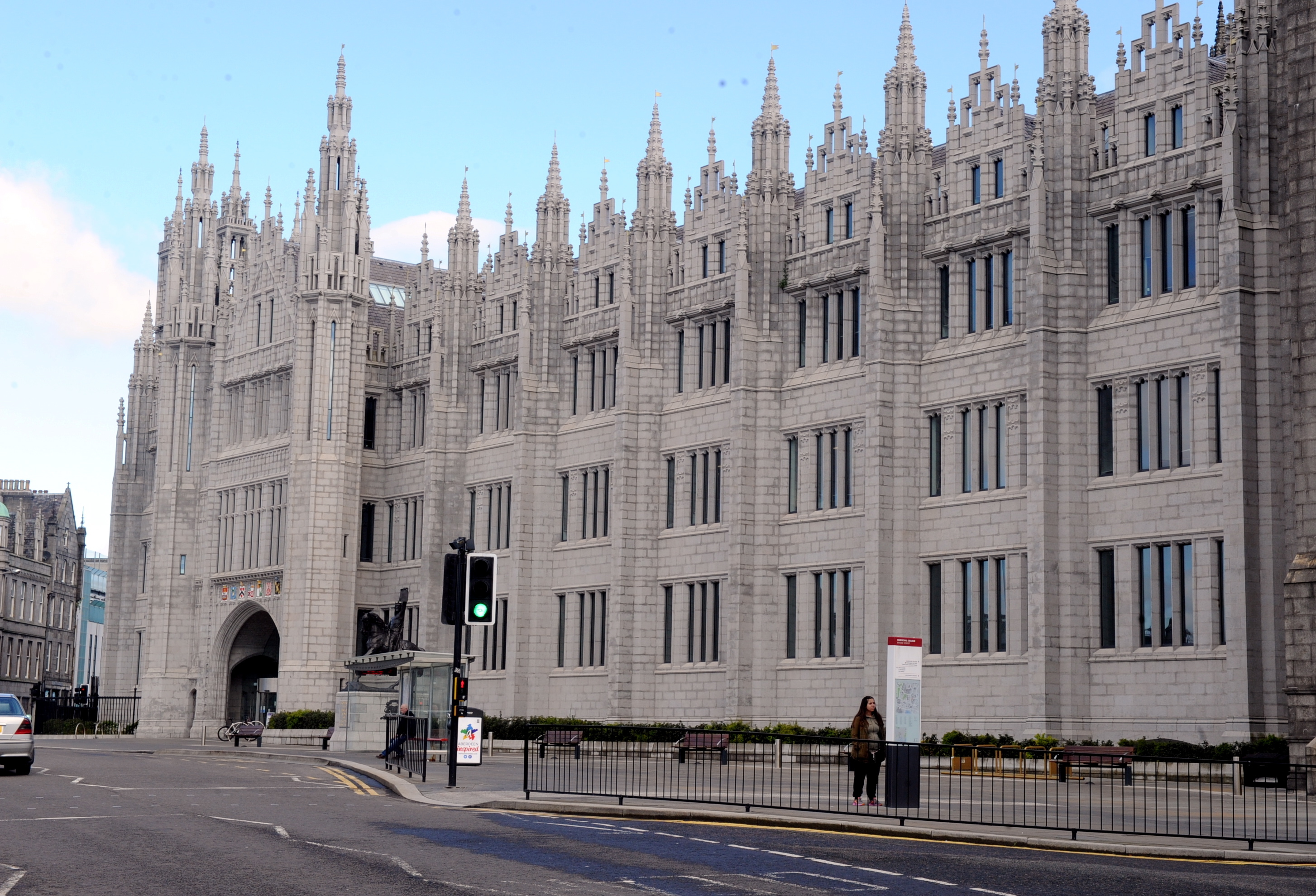 Aberdeen City Council has said eviction is the last resort for its tenants.