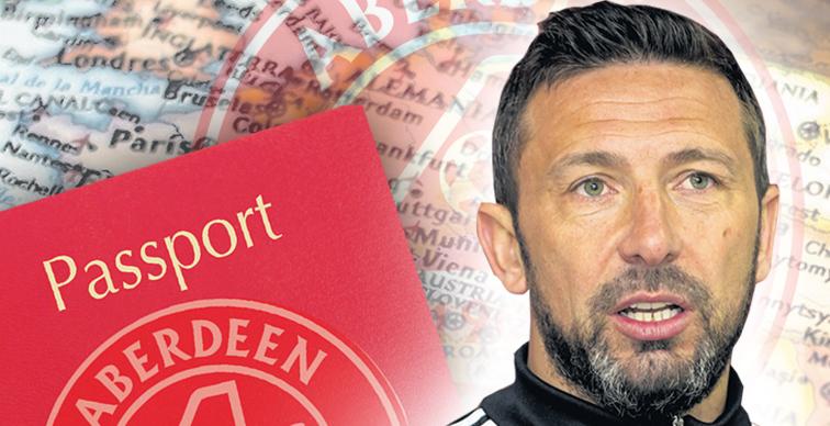 Derek McInnes' Dons are back in Europe this season.