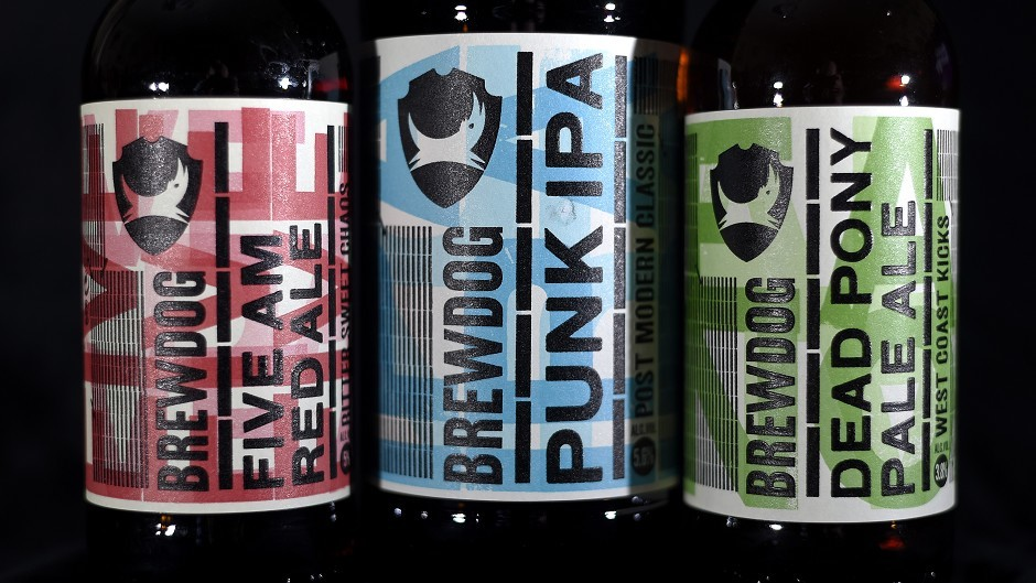 Brewdog will open a new bar in Brussels.