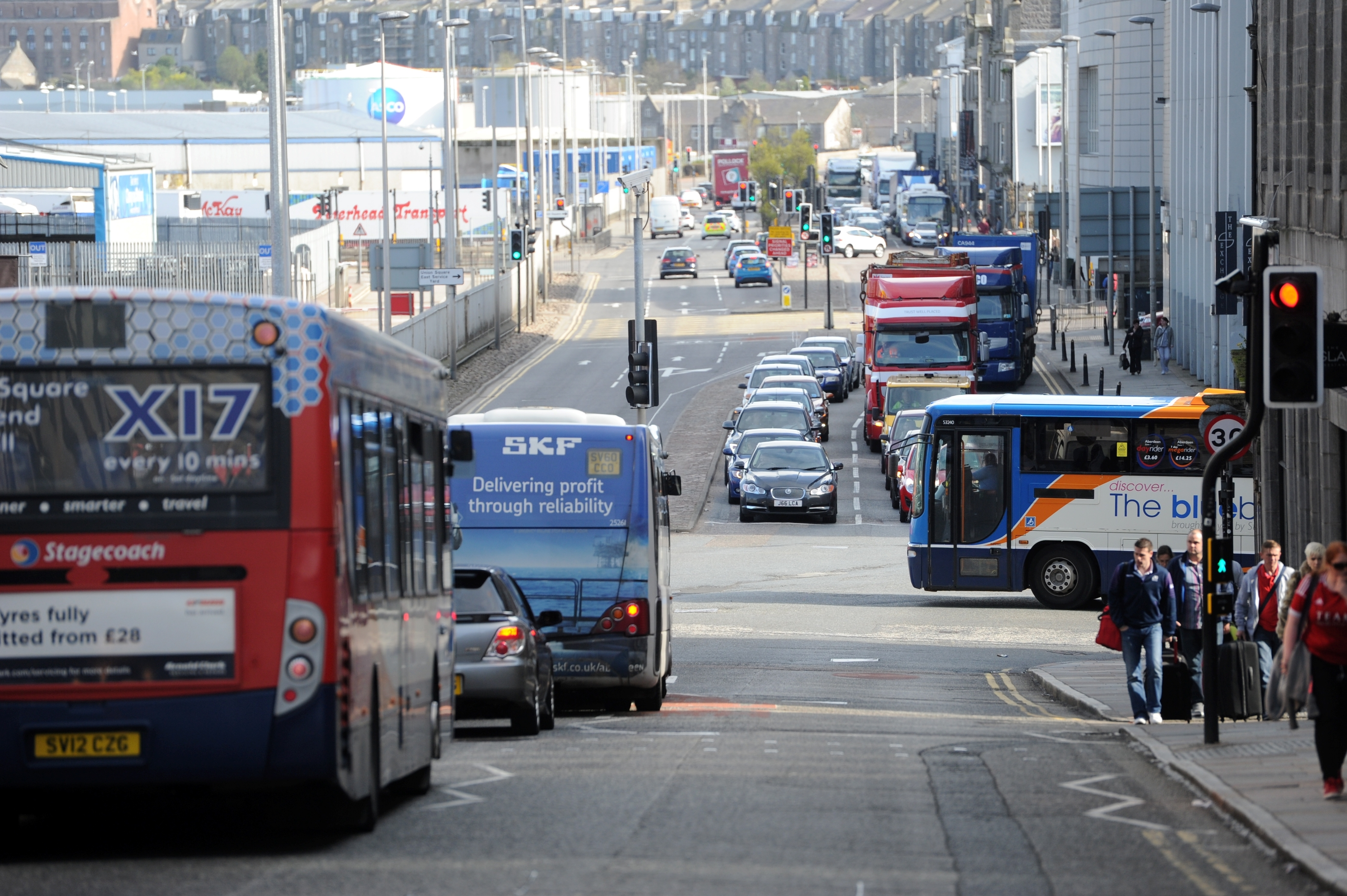 The works will be carried out on Market Street