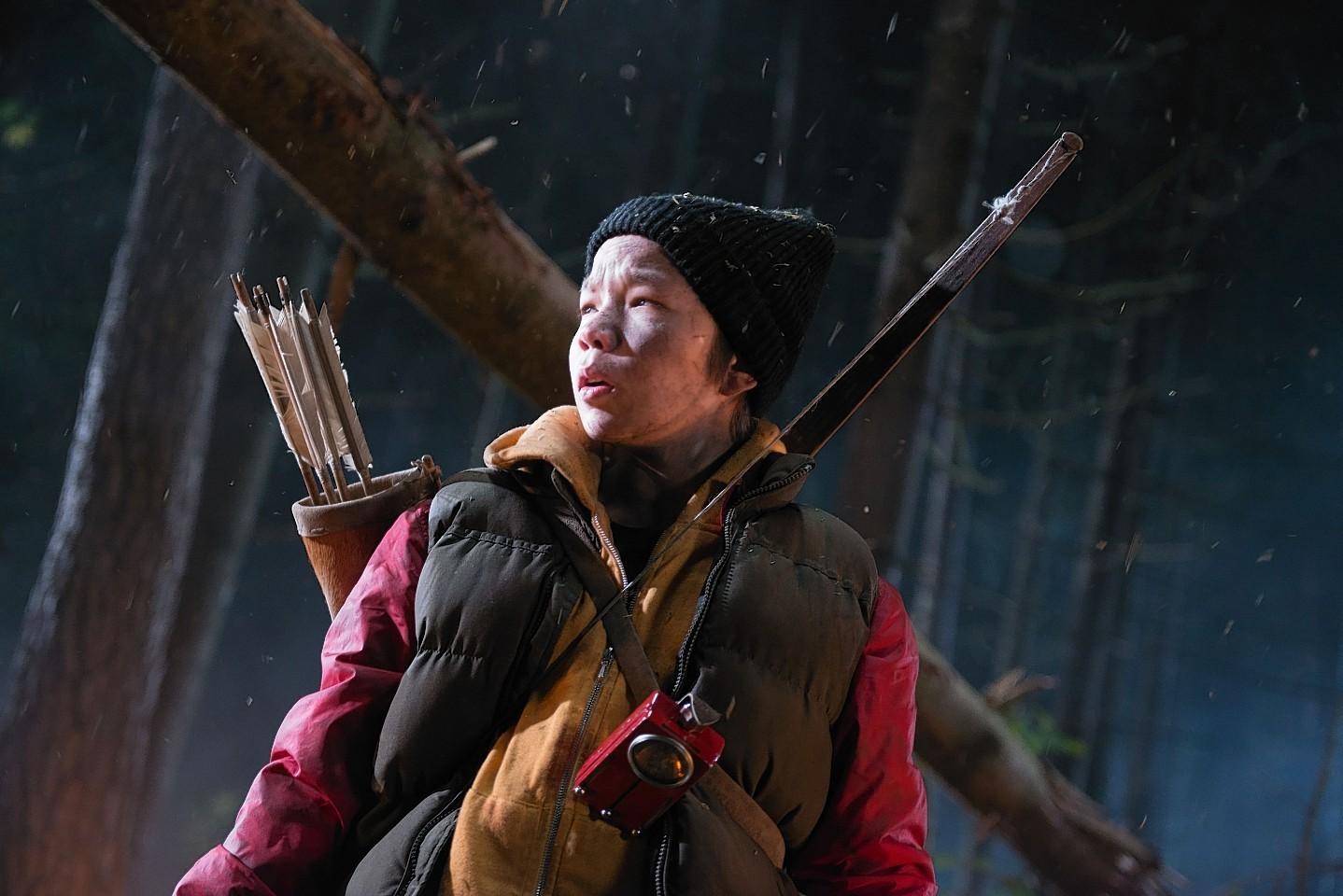 Onni Tommila plays teenager Oskari.