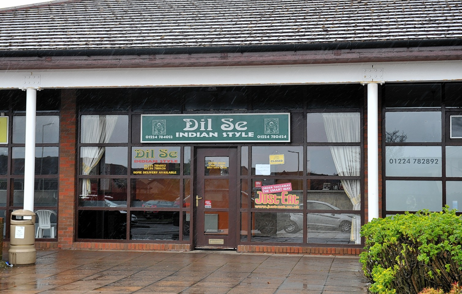 Dil Se takeaway in Portlethen.