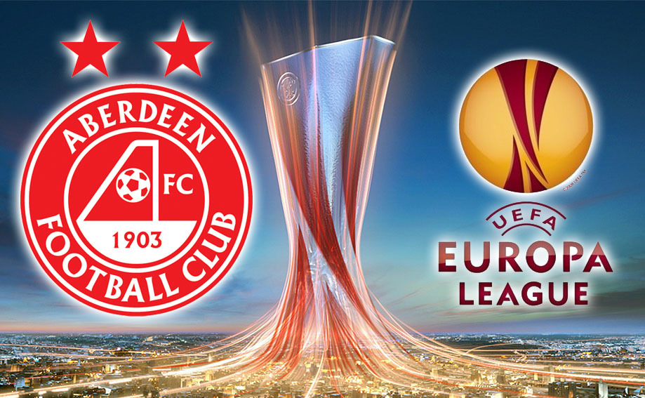 Aberdeen FC's Europa League adventure will begin on July 2