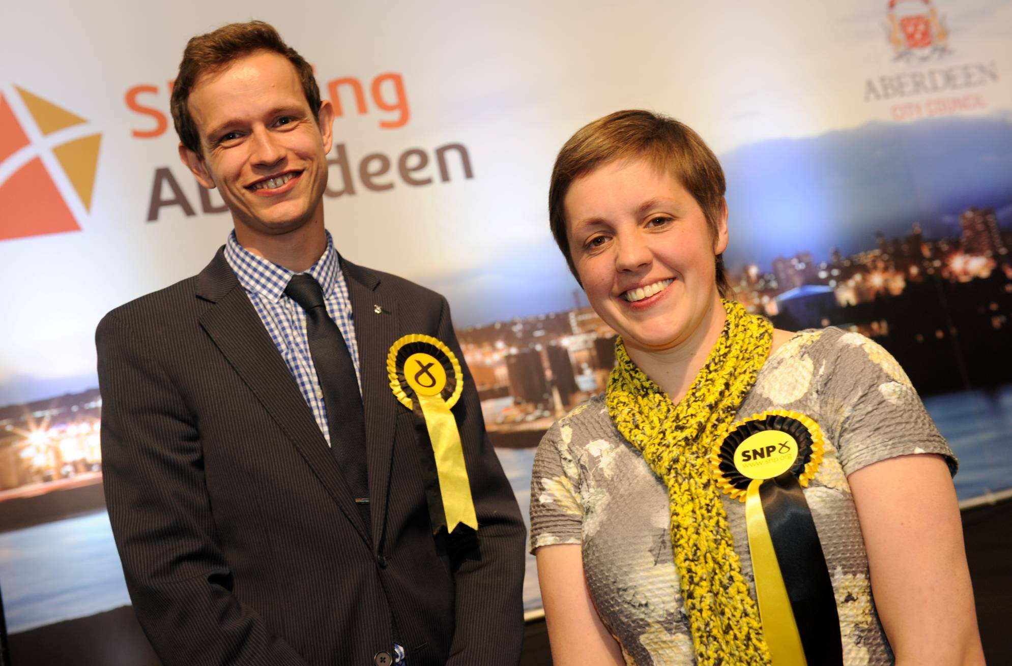 The election of Callum McCaig and Kirsty Blackman to Westminster has prompted two Aberdeen  by-elections