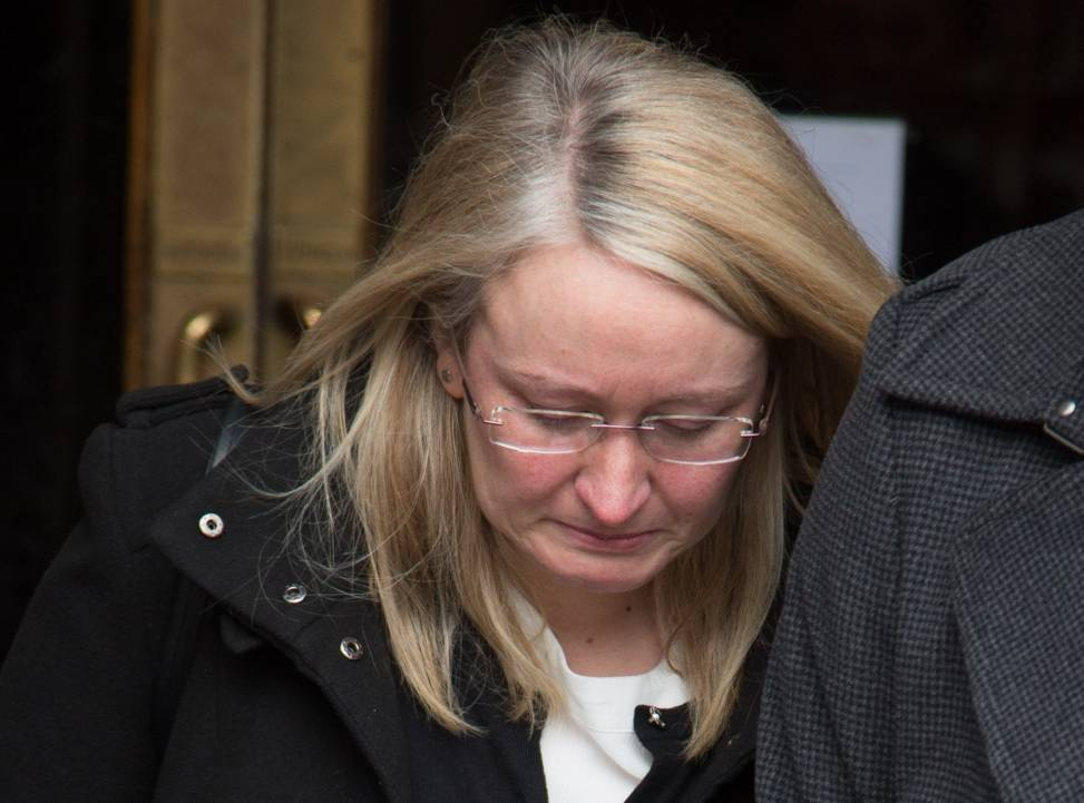 Elizabeth-Anne Dixon appeared at Aberdeen Sheriff Court for sentencing