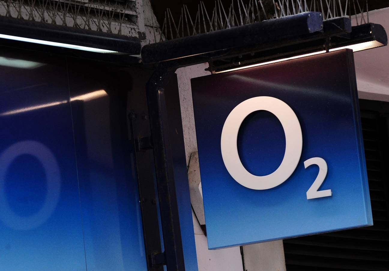 O2 users in Aberdeen spent much of yesterday without a signal