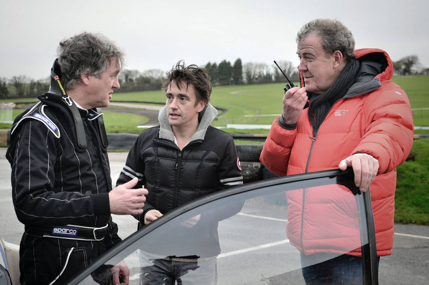 James May, Richard Hammond and Jeremy Clarkson are said to be considering a move to ITV