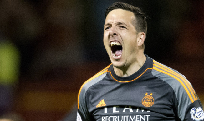 Jamie Langfield has spent 10 years at Aberdeen FC.