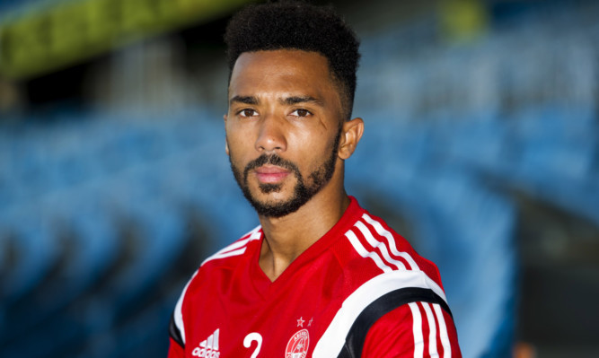 Shay Logan was not happy with Kris Commons' comments