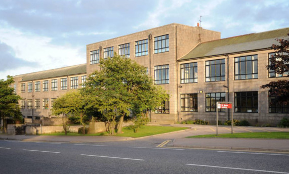 Zoning for St Machar Academy may be changed