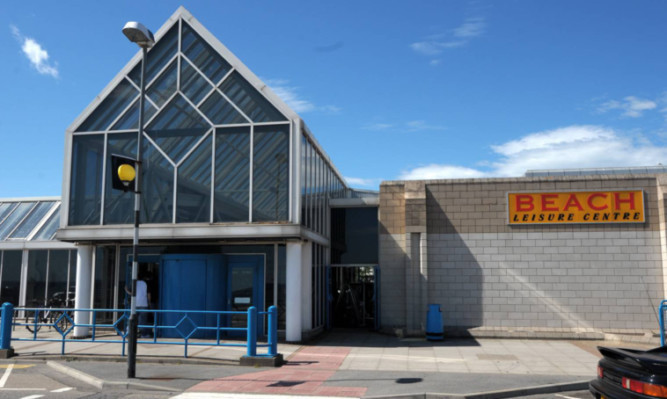 The Beach Leisure Centre will be one of the facilities to be upgraded.