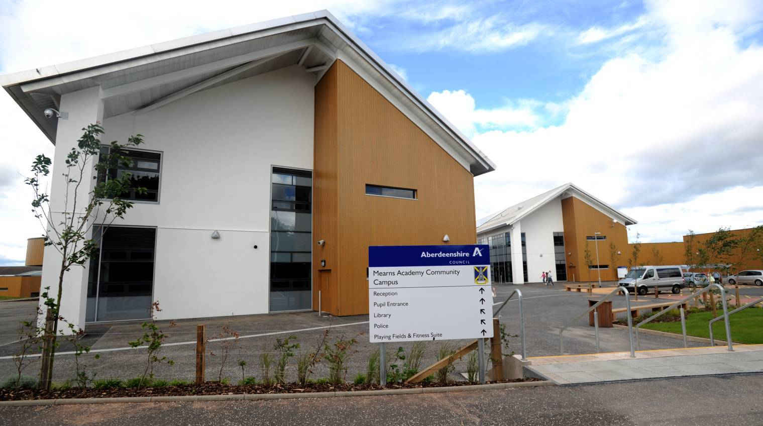 Mearns Academy Community Campus