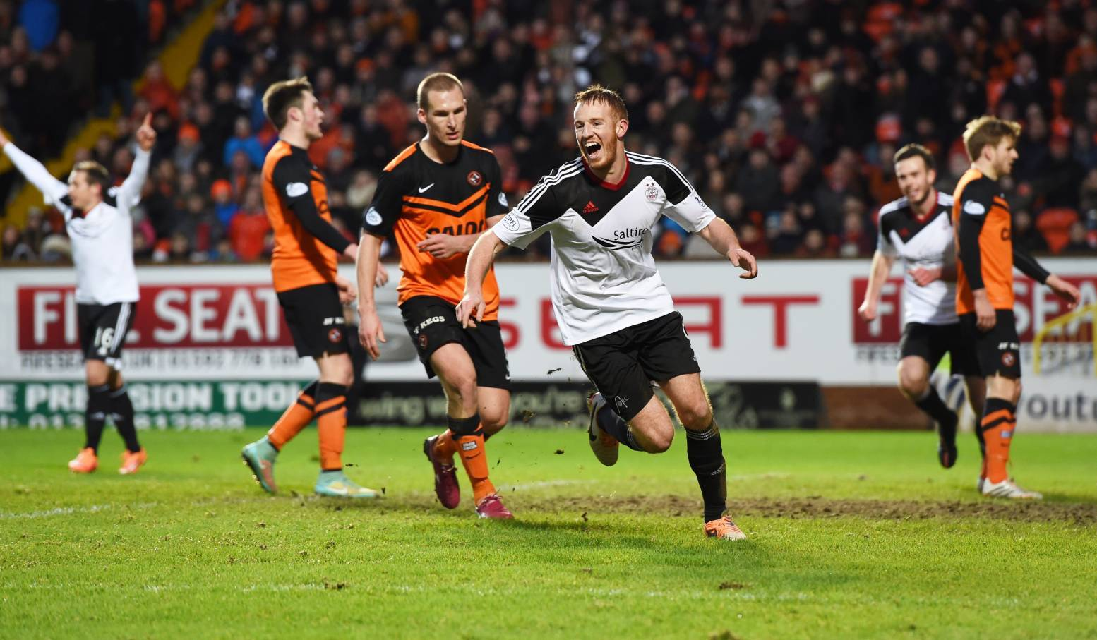 We've all missed the clashes between Aberdeen and Dundee United.
