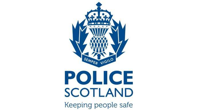 Police Scotland were called to the  scene.