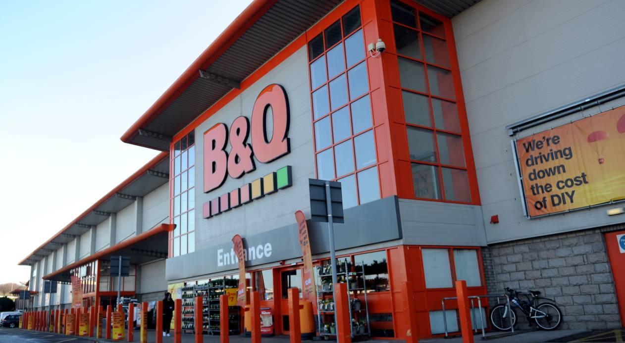 B&Q in Garthdee has reopened