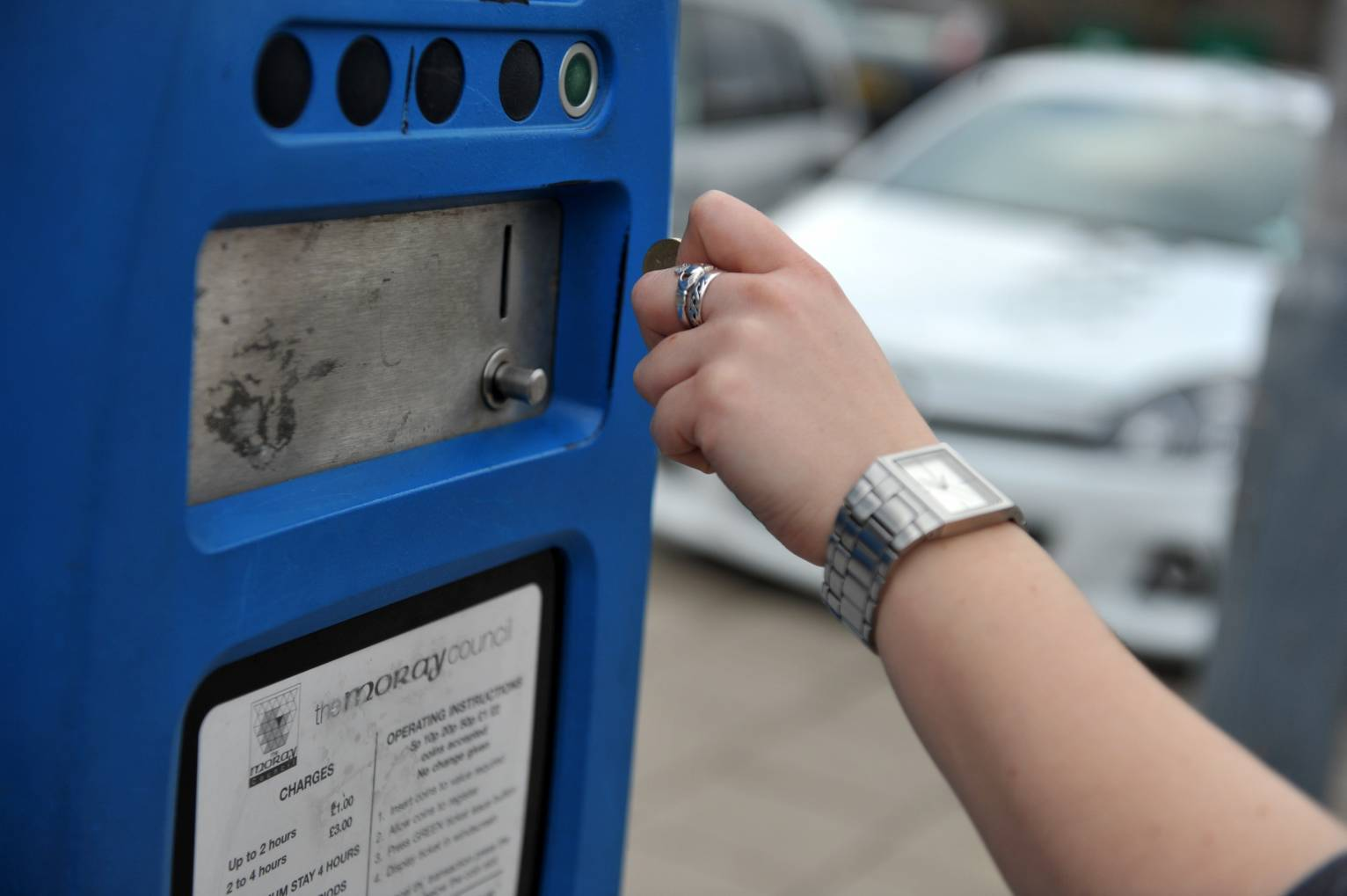 Residents are being asked to share their thoughts on changes to off-street parking