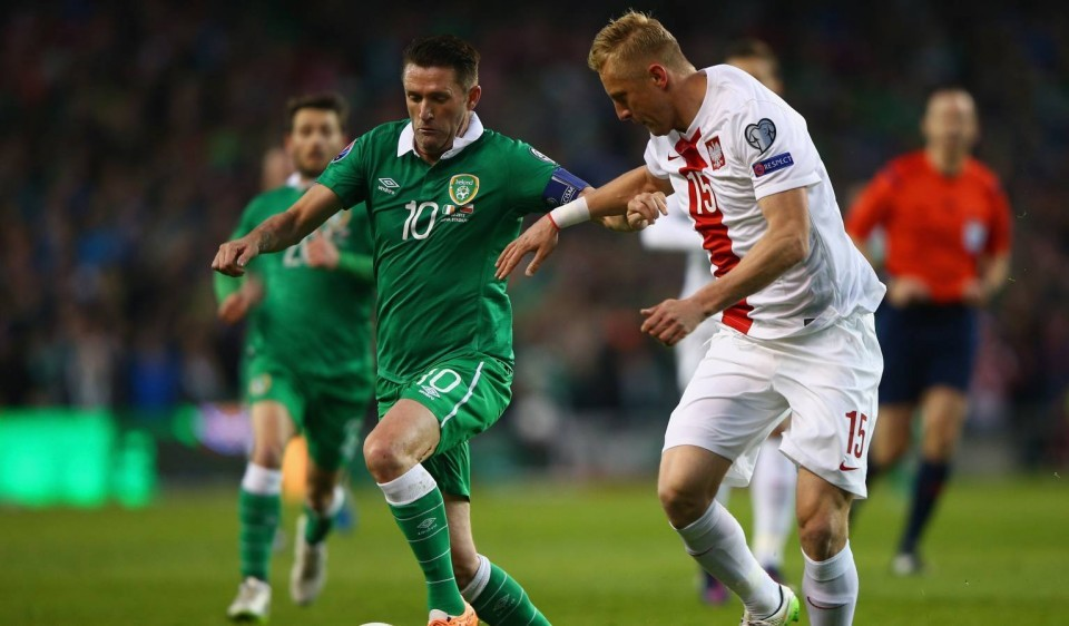 Robbie Keane has been Ireland's top striker for a number of years.