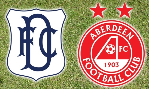 SCOTTISH PREMIERSHIP: Dundee v Aberdeen FC