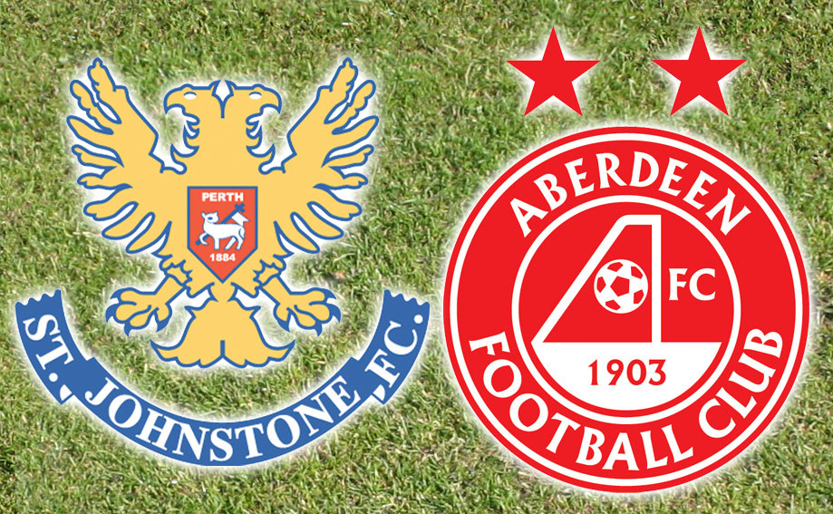 SCOTTISH PREMIERSHIP: Aberdeen FC v St Johnstone