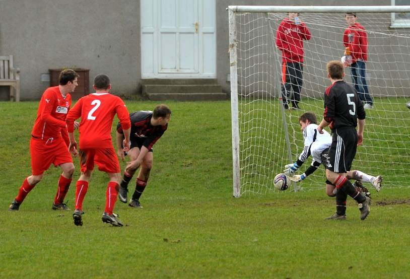 Newtonhill AFC have been docked three points by the AAFA.