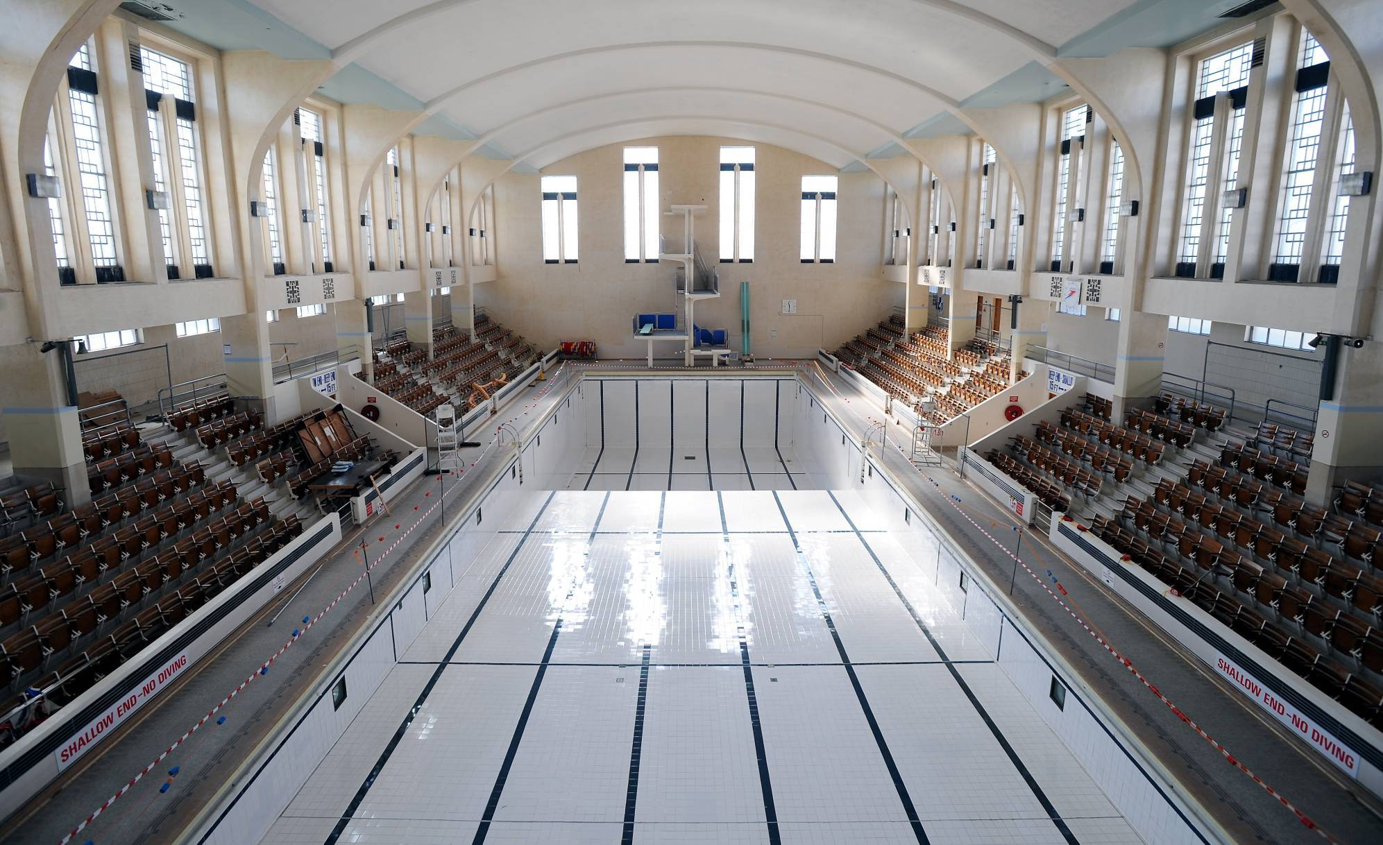 Bon Accord Baths in Aberdeen has been empty for seven years