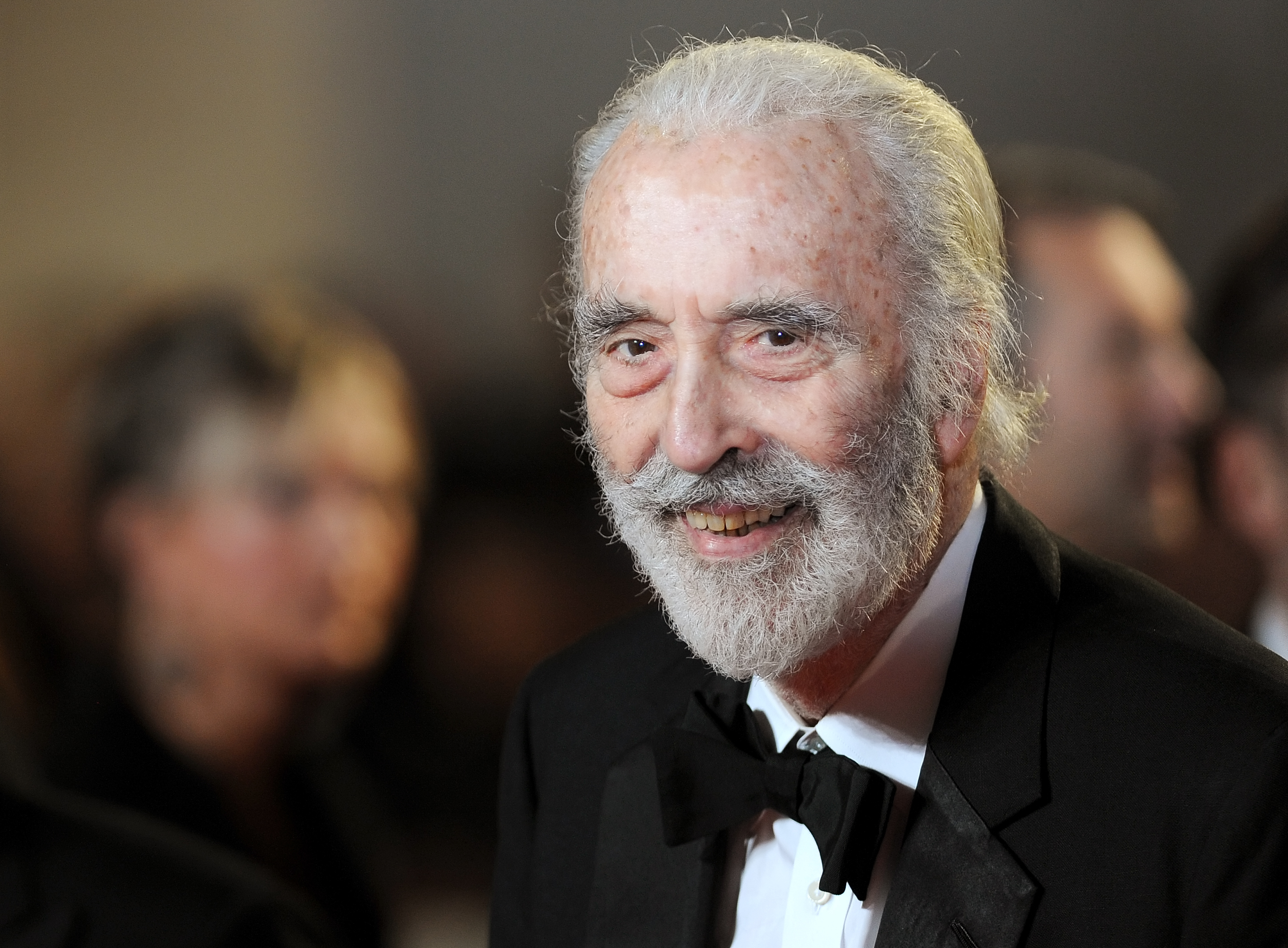 Sir Christopher Lee has died aged 93.