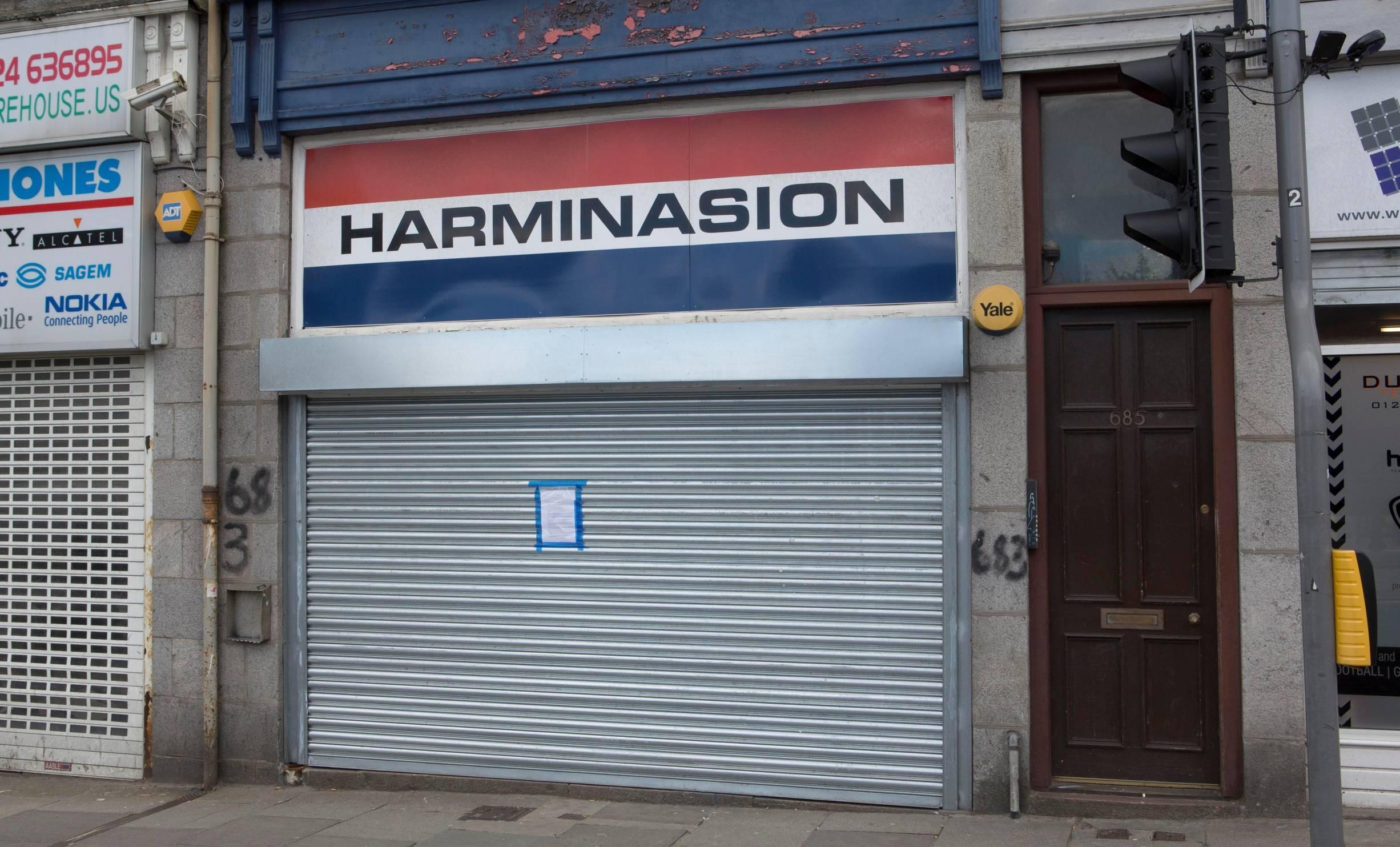 Harminasion on George Street today
