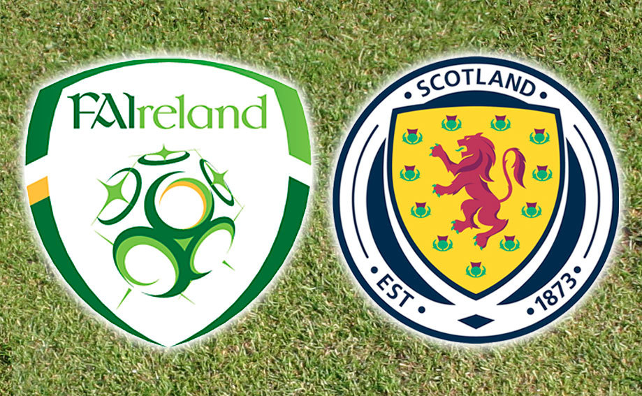EURO 2016 QUALIFIER: Ireland v Scotland