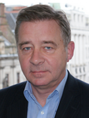 Peter Dean, Managing Director of Carrington Dean